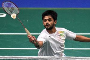 Praneeth Wins Thailand Grand Prix Gold Title