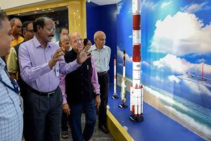 Indian human space mission to create 15,000 jobs: ISRO chief
