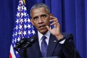 Trump's NATO Comments Show 'lack of preparedness': Obama