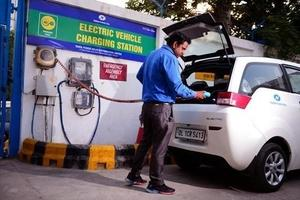 E-Vehicle Sector for Priority-Lending
