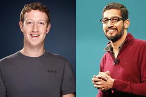 Zuckerberg, Pichai To 'Raise Foundation For Ramanujan'