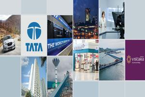 Tata group, the biggest multinational conglomerate in India