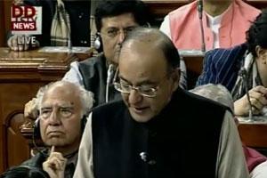 Jaitley Introduces Four GST Bills In Lok Sabha