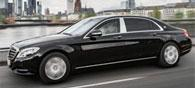 Mercedes Unveils its New Maybach S600 Pullman Guard