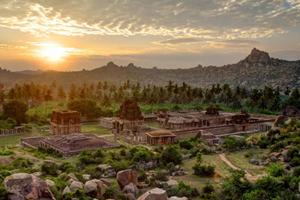 Explore the History of Karnataka at these Heritage Sites