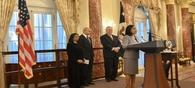 Indian American Manisha Singh sworn in as Assistant Sec.