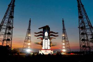 India's heaviest communication satellite