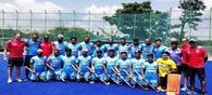 Men's hockey team leaves for 2018 Asian Champions Trophy