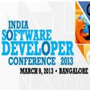 India Software Developer Conference 2013
