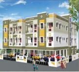 MJ Eden Apartments-Kolathur