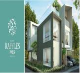 Pre Launch Luxury - Raffles Park- Whitefield