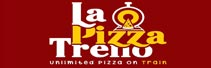 La Pizza Treno: Treating People with Pizzas Delivered by a Mechanized Toy-Train