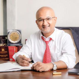 Prashant Karmalkar ,  Founder & Managing Partner