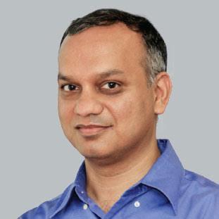 Rajesh Balchandran, COO