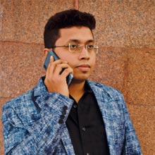 Subhajit Roy,Co-Founder