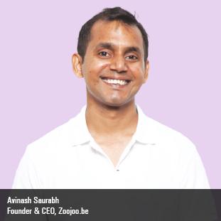 Avinash Saurabh,Founder & CEO