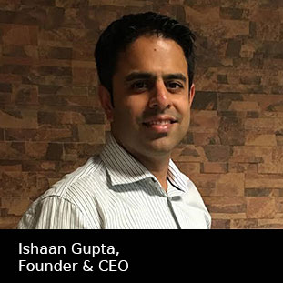 Ishaan Gupta,Founder & Managing Partner
