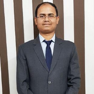 Shashank Gupta, Founder