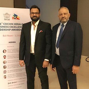 Fahd Khan,CEO
