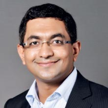 Prajodh Rajan,Co-Founder & Group CEO