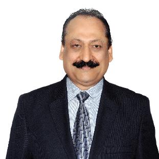 Sushil Kumar  Chaturvedi,CEO