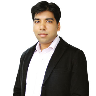 Saurabh Aggarwal ,  Founder