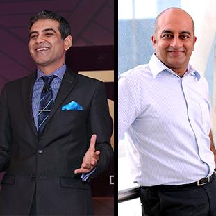 Viraj Kalra (L) & Luv Jasuja (R),Co-Founders & Directors