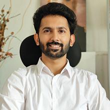 Pranil Shah,Founder
