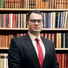 Bharat Sharma,Managing Partner