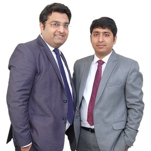 Kapil Mahani & Devan Gupta,Co-Founders