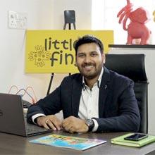 Prabin Agarwal,Managing Director