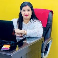 Neha Bisht,CEO