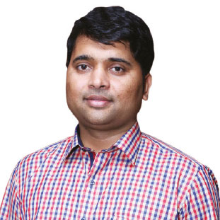 Pawan Sharma,Co-Founder & Director