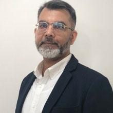 Pankaj Jain ,Vice President-Business & Strategy (India/Middle East)