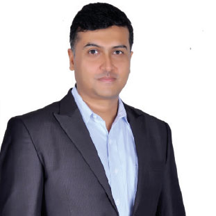 Suvranjan Biswas,Co-Founder & CEO