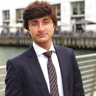 Aarul Malviya,Founder