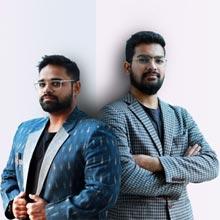 Rishi Singh & Surbhit Krishna,Founders