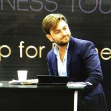 Ron Marshak, VP - Marketing,Ben Goldberg, Founder & CEO
