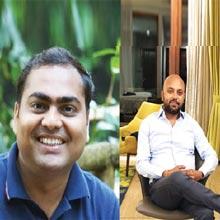 Siddhanth Agarwal & Pankaj Kumar,Co-Founders