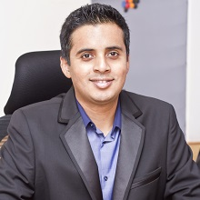 Adarsh Narahari, Founder & Managing Director
