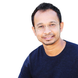 Athani Krishna,Co-Founder&Cheif Strategy Officer