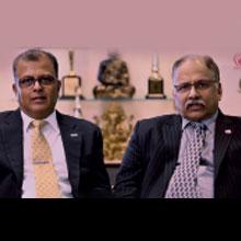 Yogesh Gupta & Shankar Ramalingam,Co-Founders