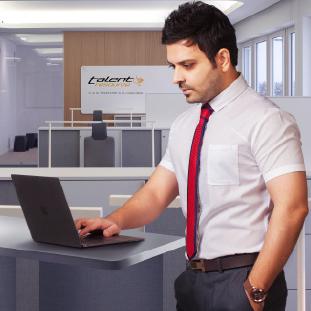 Salman Ansari, CEO