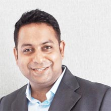 Abhishek Bachhawat,Managing Director