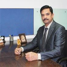 Kavv Prasad Rao,CEO
