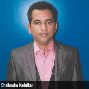 Shailendra Kadulkar,Founder