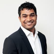 Ashwanth Anadasu,Co-Founder & COO