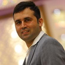 Abhishek,Country Management Director