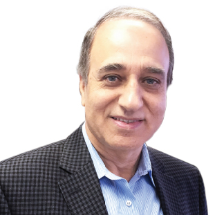Dr. Ashok Dhar,   President and CEO