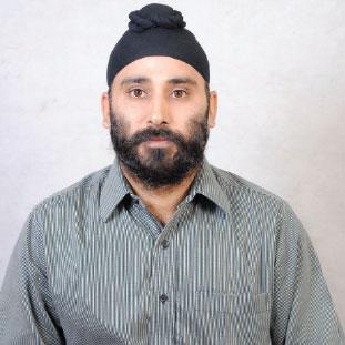 Surinderpal Kumar,CEO